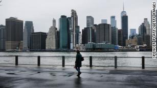 New York coronavirus deaths soar past 960 as New Rochelle's 'Patient Zero' goes home