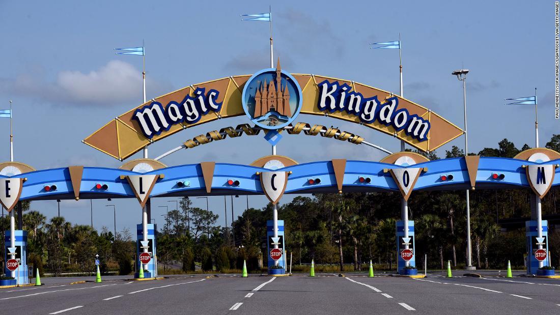Disneyland und Walt Disney World geschlossen bleiben, da der coronavirus