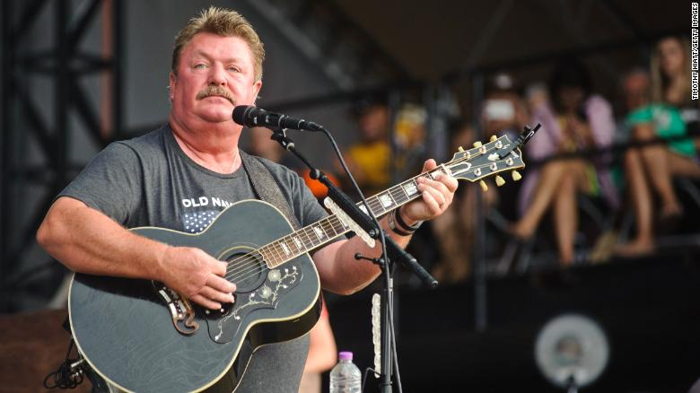 IMG JOE DIFFIE, Country Music Singer
