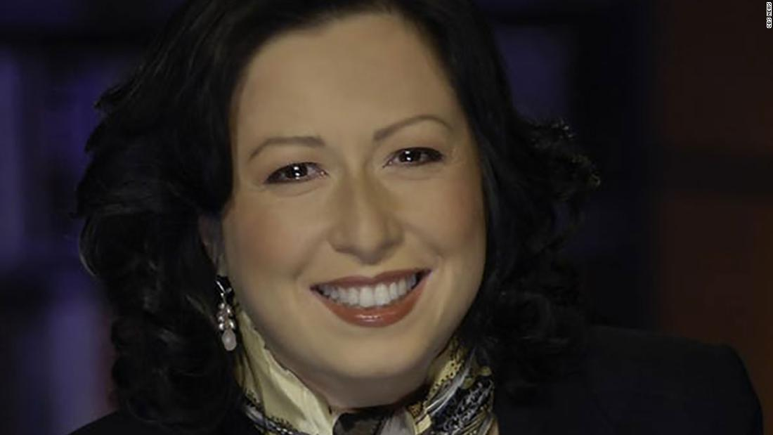 CBS δημοσιογράφος Μαρία Mercader πεθαίνει στα 54 του coronavirus