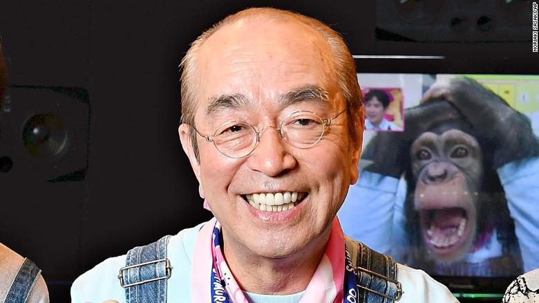 IMG KEN SHIMURA, Japanese Comedian