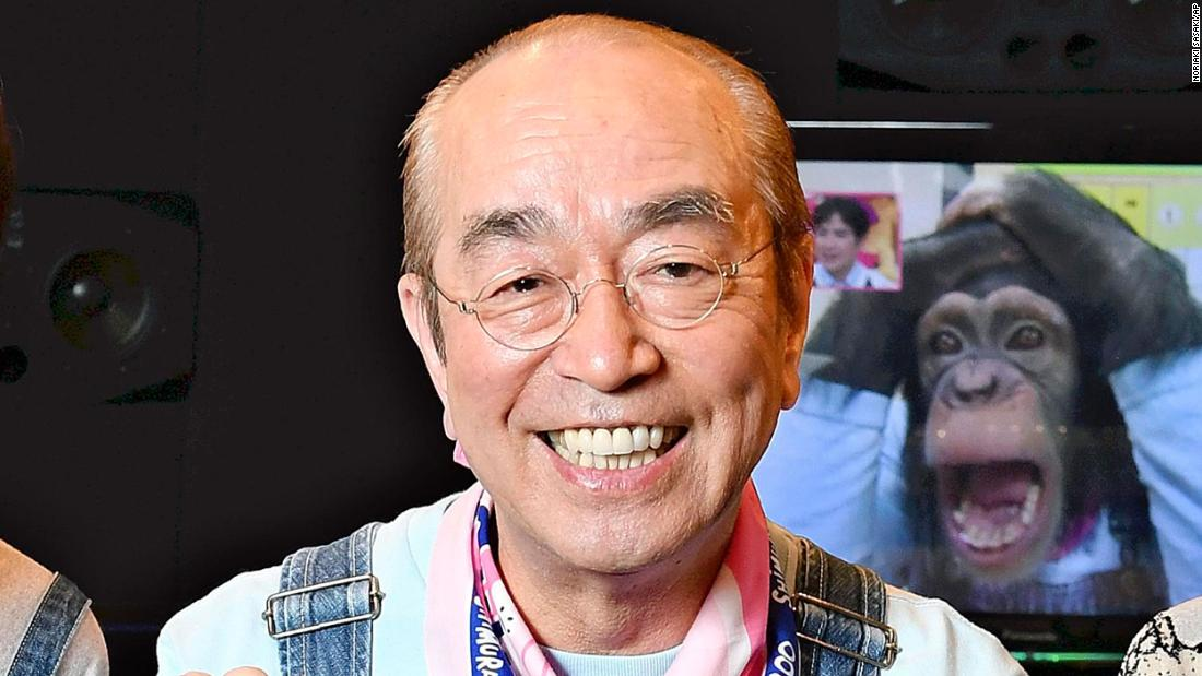 Ken Shimura, famed Japanese comedian, dead at 70 after contracting coronavirus