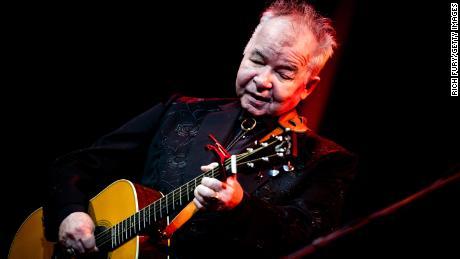 John Prine performing in 2019.