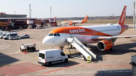 EasyJet grounds entire fleet while Loganair bailout looms