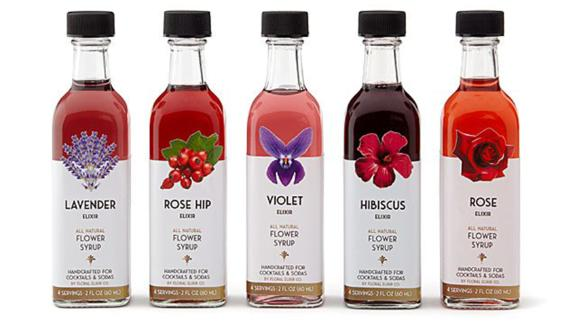 Floral Elixir Syrups