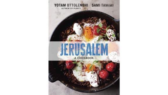 """Jerusalem"" by Yotam Ottoloenghi and Sami Tamimi"