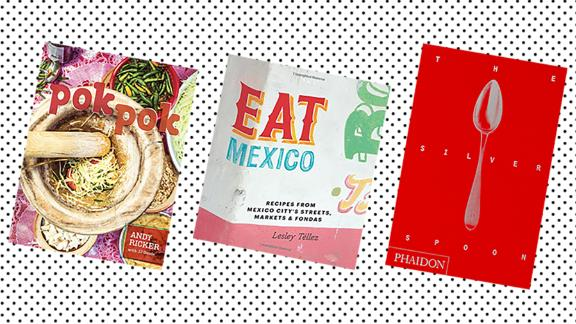 Cookbooks can be travelogues, stories of discovery and reminders that we