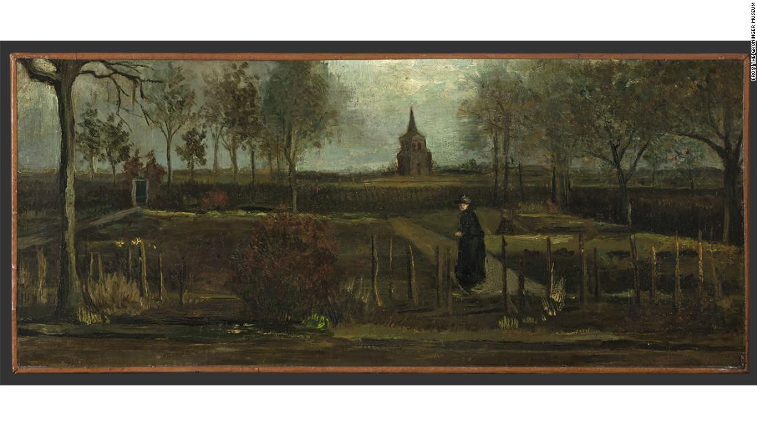 Van-Gogh-Gemälde gestohlen museum verschließbar durch Pandemie