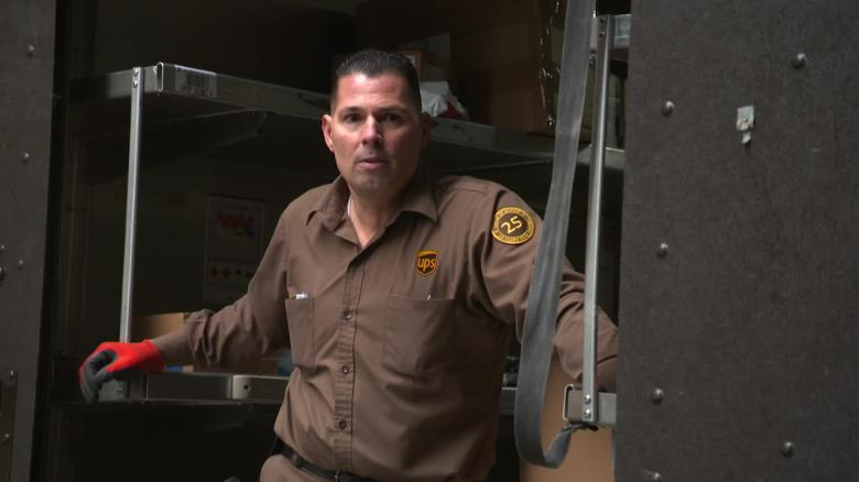 Ups Losing Money Christmas 2020 UPS drivers: 'We're getting flat out hammered right now'   CNN