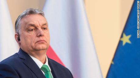 Hungarian parliament votes to let Viktor Orban rule by decree in wake of coronavirus pandemic