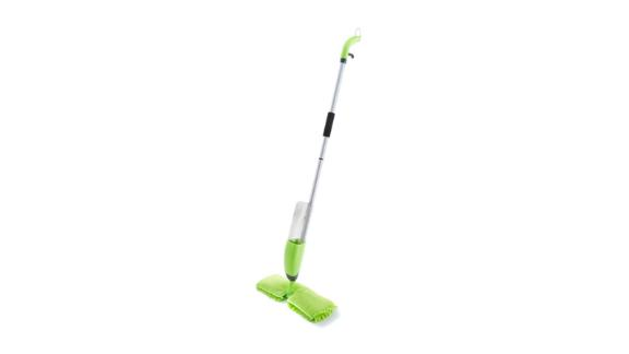 EcoEgg Spray and Flip Double--Sided Mop