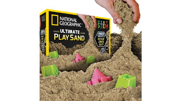 National Geographic Ultimate Natural Play Sand