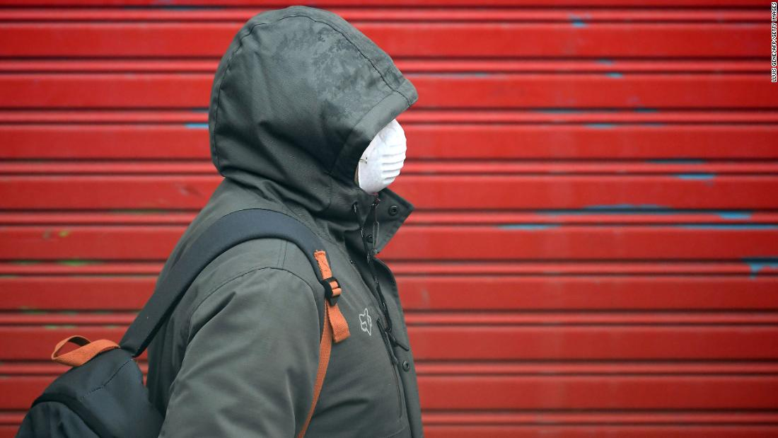 WHO stands by recommendation to not wear masks if you are not sick