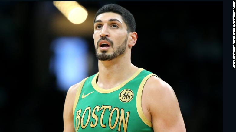 NBA's Enes Kanter urges fellow players to get vaccine: 'We should definitely be a role model'