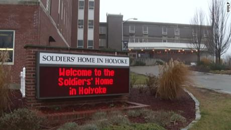 11 veterans have died at Soldiers' Home in Holyoke, Massachusetts.