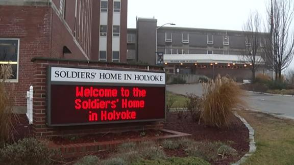 Soldiers' Home in Holyoke Massachusetts