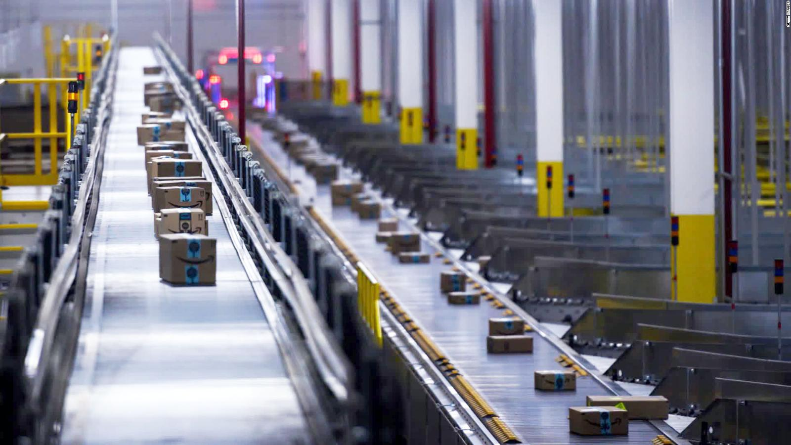 Fear And A Firing Inside An Amazon Warehouse Cnn