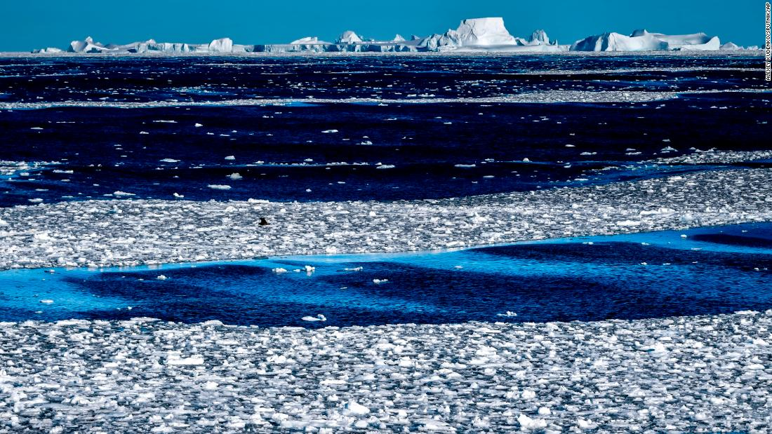 East Antarctica hit with first ever heat wave