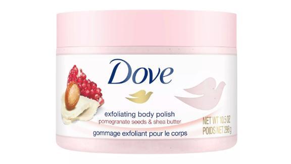 Dove Pomegranate Seeds & Shea Butter Exfoliating Body Polish