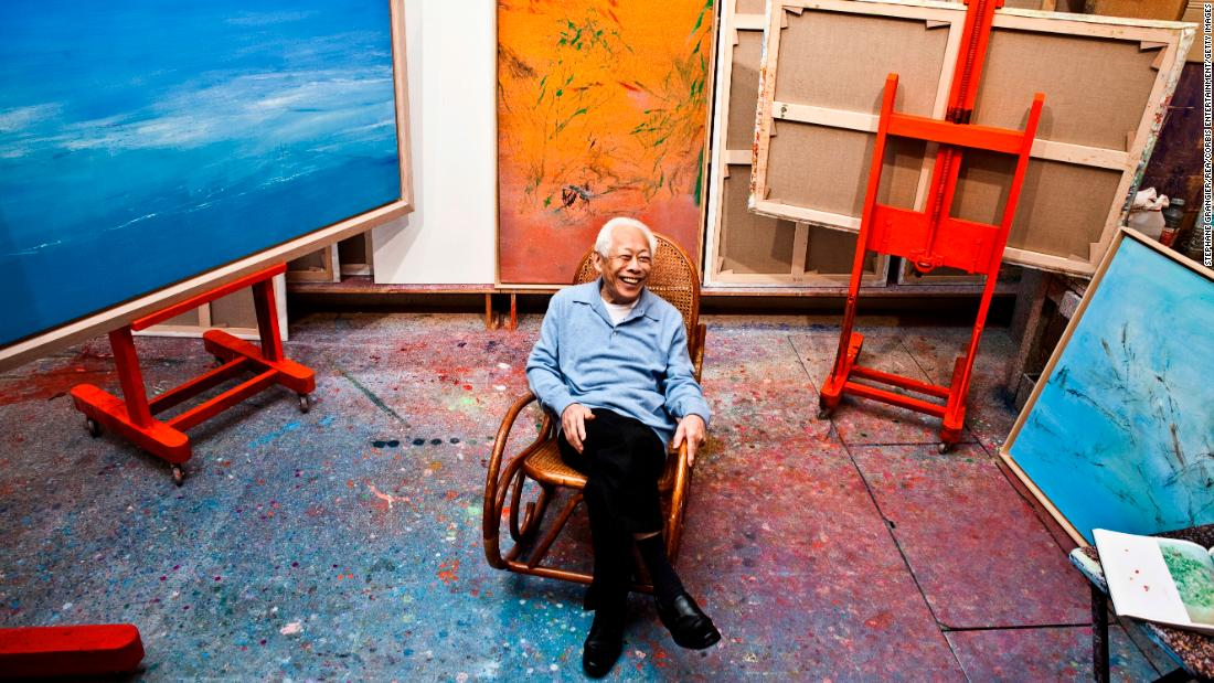 His work sells for millions but you've probably never heard this artist's name