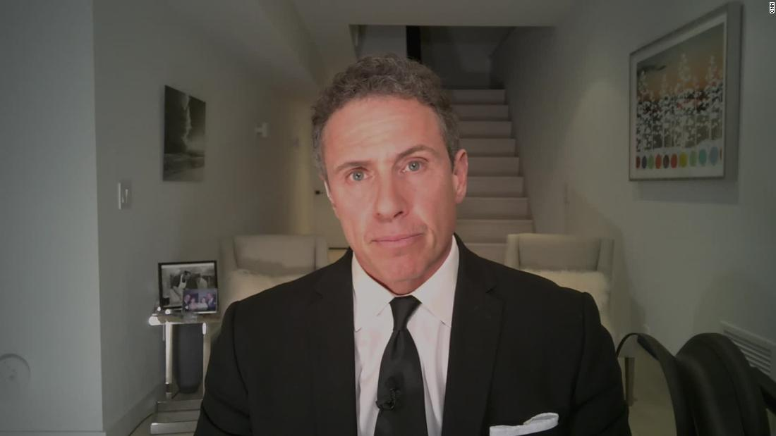 CNN anchor Chris Cuomo diagnosed with coronavirus; he will continue working from home