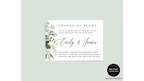 Change of Plans by Foxwood Lane