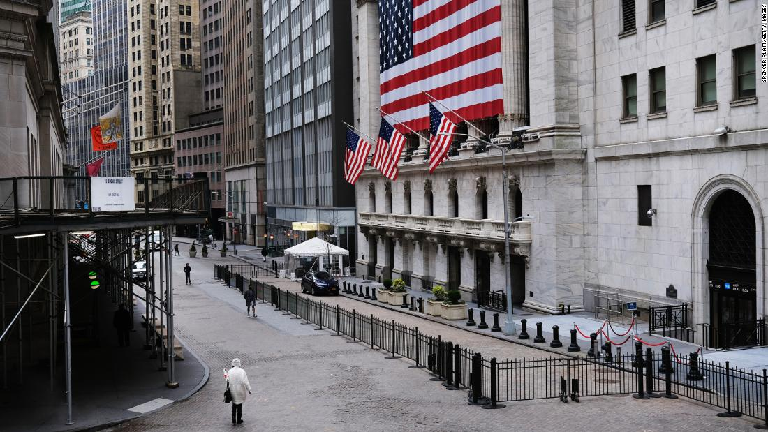 US stocks are having another dismal day: April 1, 2020