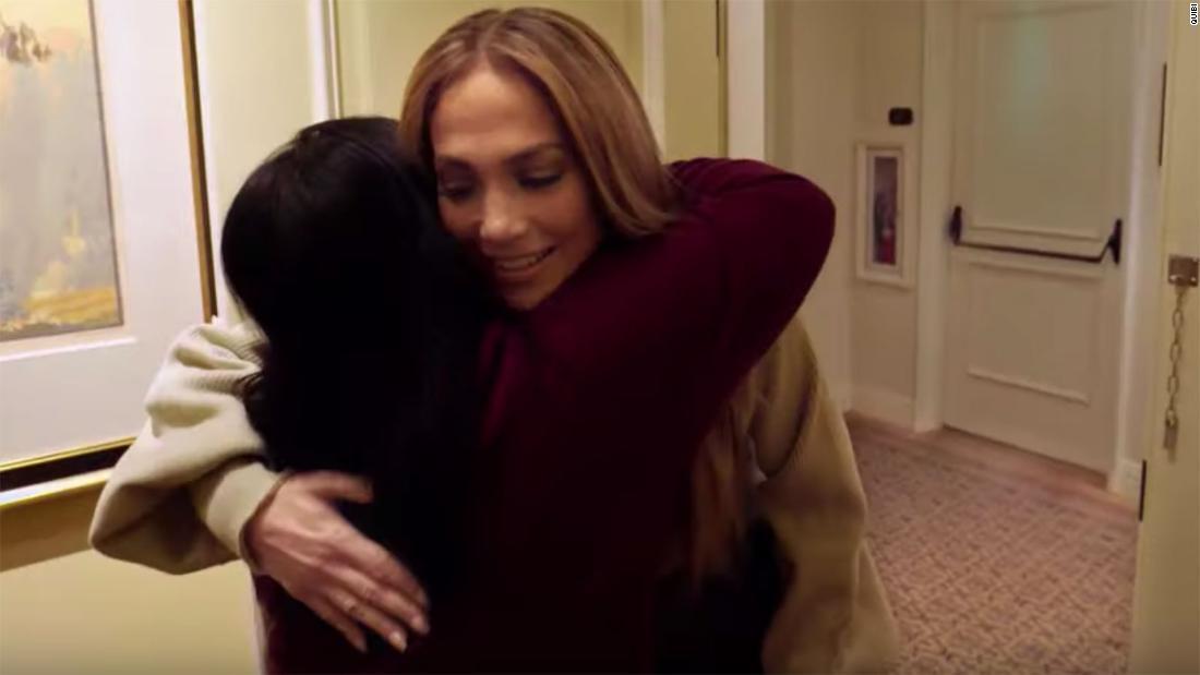Jennifer Lopez verschenkt Geld in neue show