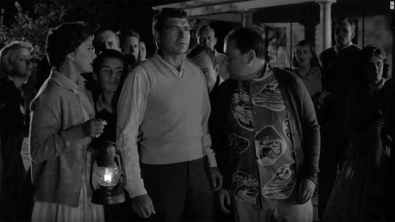 A Classic Twilight Zone Episode Warns Us How Not To Behave During A Pandemic Cnn