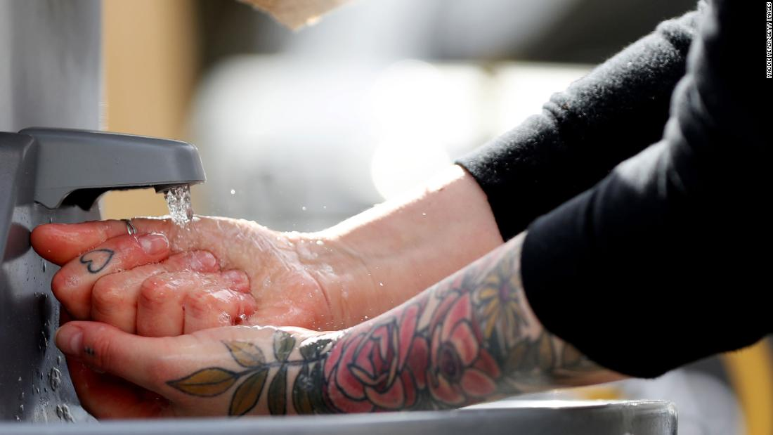 Men wash their hands much less often than women and that matters more than ever