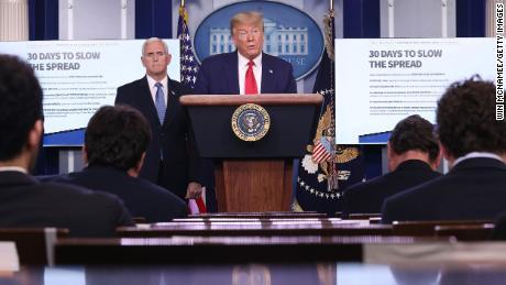Trump's alarming message portends tragic days ahead