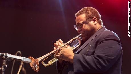 Jazz great Wallace Roney died Tuesday in New Jersey of complications from Covid-19.