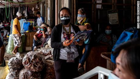 The Philippines is sending its nurses to the frontline underprotected. Now medics are dying, others risk spreading the virus