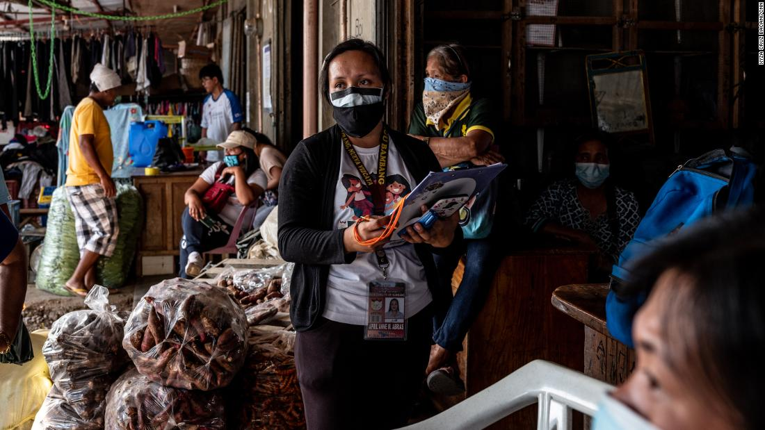 Filipino nurses are underprotected. Medics are dying, and others risk spreading the virus