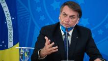 Brazil's supreme court allows investigation of President Bolsonaro