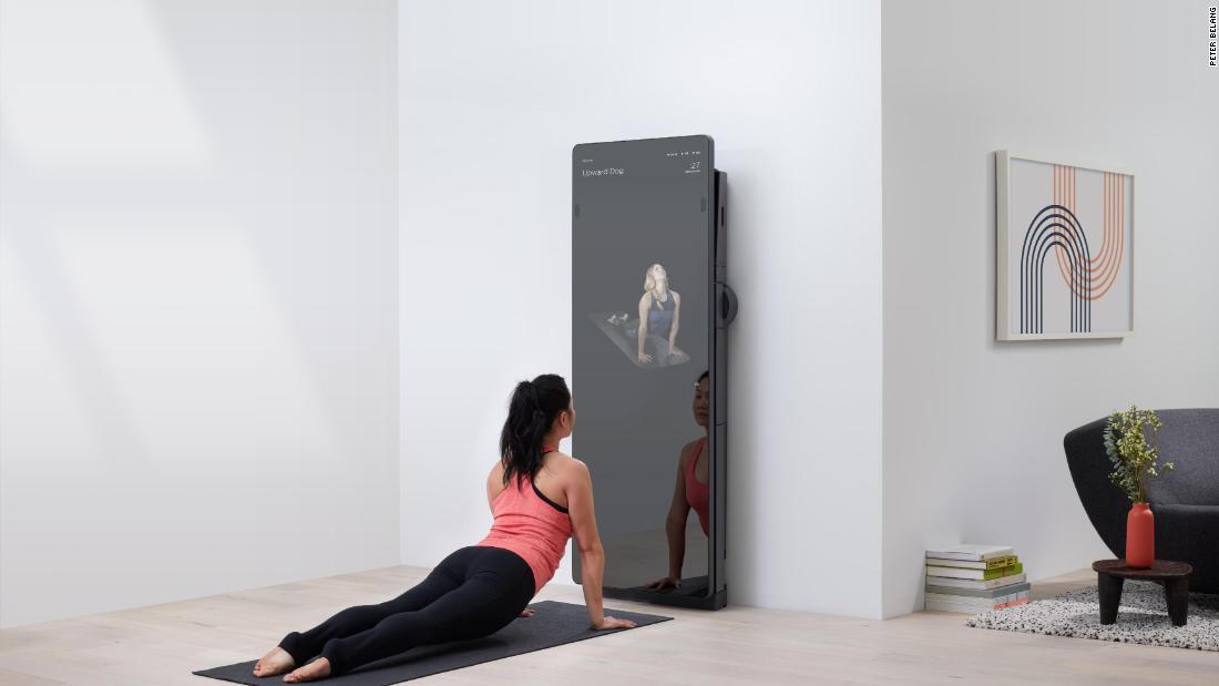 Ini AI bertenaga 'cermin gym' masa depan olahraga di rumah?