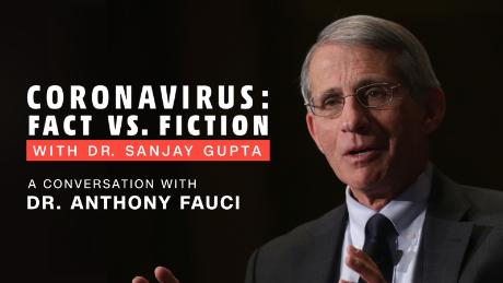 Checking in with Dr. Fauci: Dr. Gupta's coronavirus podcast for April 1