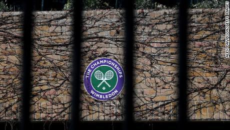 Wimbledon tennis tournament canceled amid coronavirus pandemic
