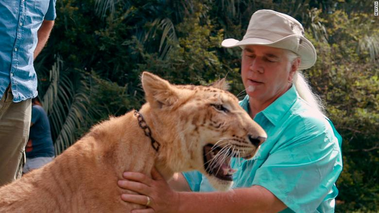 'Doc' Antle from 'Tiger King' fame has been indicted on wildlife trafficking charges