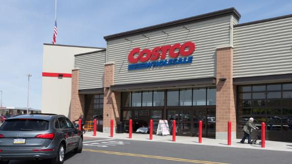 Costco only accepts Visa credit cards in its stores, making the Costco Anywhere Visa card a solid choice.