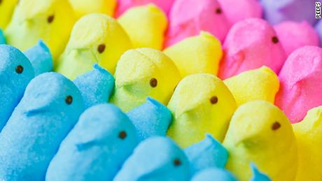Peeps will be back for Easter after a 9-month hiatus