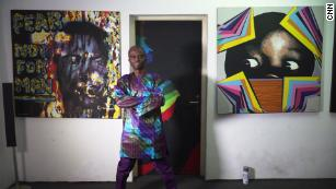 In the studio with Lemi, Fela Kuti's Afrobeat imagemaker