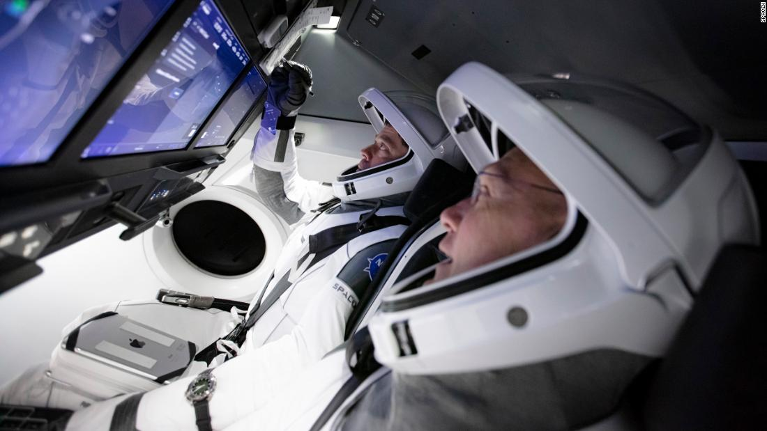 NASA and SpaceX prepare to launch astronauts from the US again