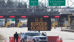 US-Canada border will remain closed to nonessential travel for at least another month