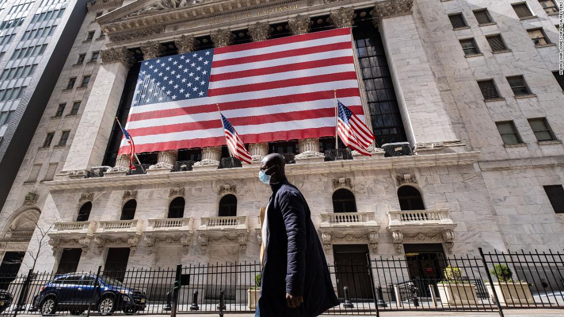 Investor menghindari klaim pengangguran
