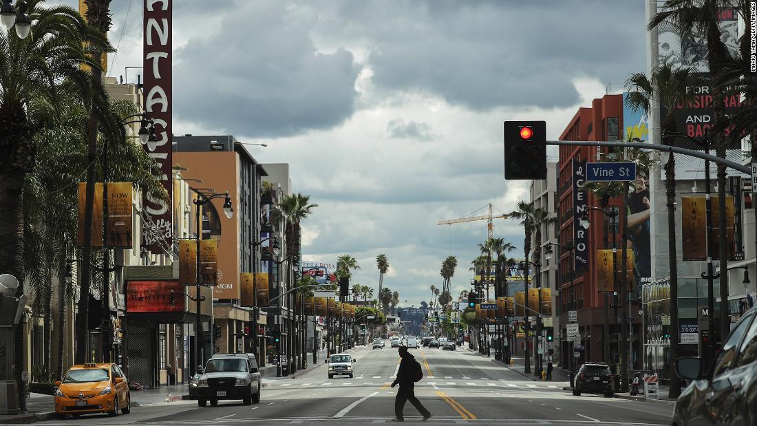 Τι Καλιφόρνια κάνει σωστά στην αντιμετώπιση του coronavirus πανδημία