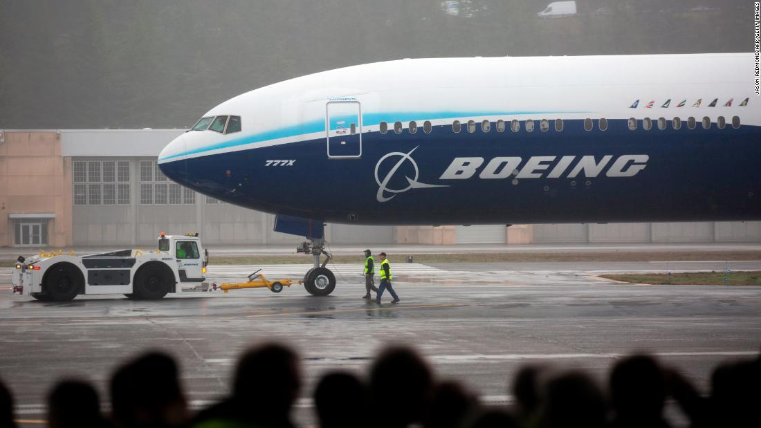 Boeing offering buyouts as it projects recovery will take years