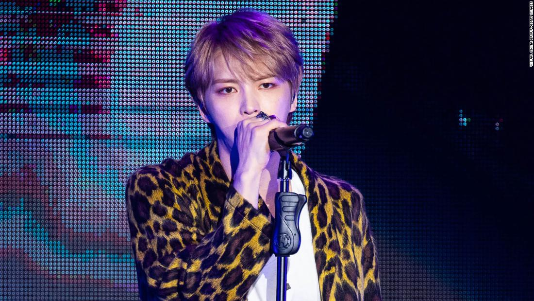 K-pop star Kim Jae-joong apologizes after telling fans on April Fools' Day he had coronavirus