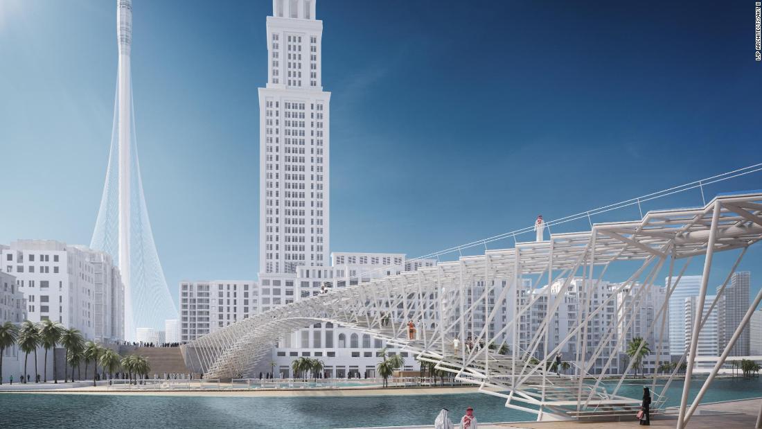 'Instagram Bridge' the latest showpiece of Dubai Creek Harbour megaproject