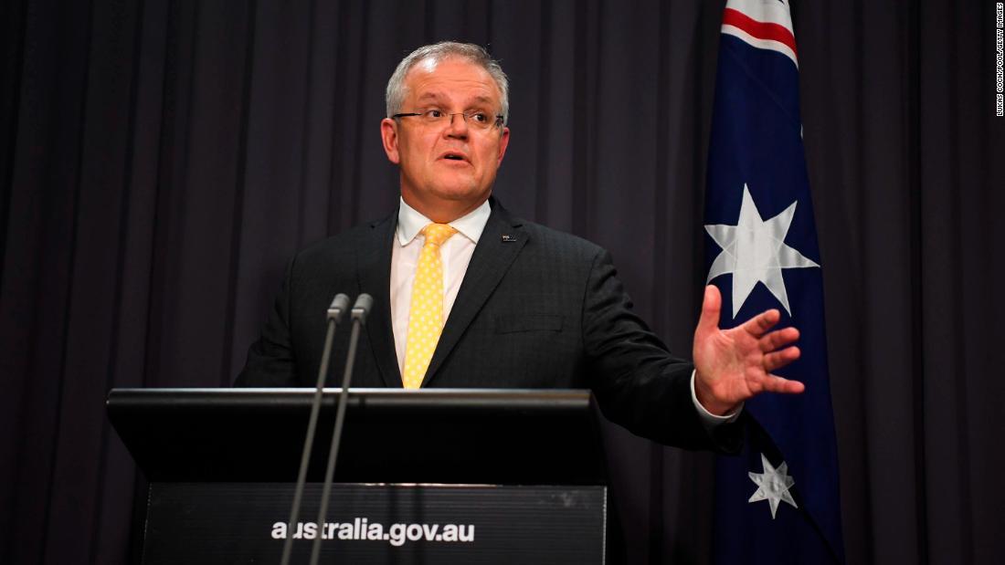 One million Australian families to get free childcare as part of coronavirus response